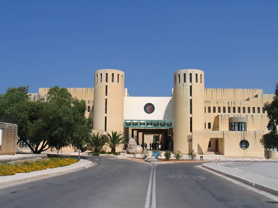 The Highest Educational Institution in Malta